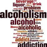 Alcoholism Word Cloud